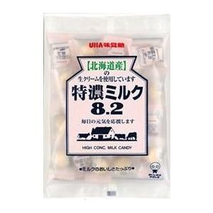 UHA味覚糖特濃ミルク8.2 105g×6袋入の商品画像
