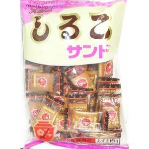 松永製菓◆スターしるこサンド◆230g×6袋入  お茶につけて食べるとマジうまい!