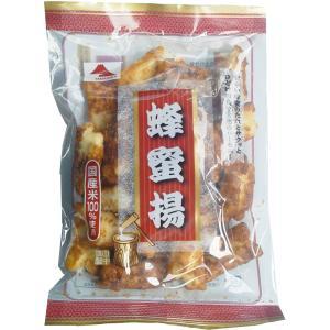 山中食品蜂蜜揚110g×6袋入|okasirenjya