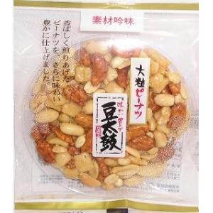 日進堂豆太鼓ピーナッツ1枚×15袋入|okasirenjya