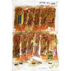 中山製菓黒みつ豆板12枚×12袋入|okasirenjya
