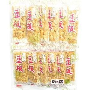 中山製菓平袋豆板*12枚×6袋入|okasirenjya