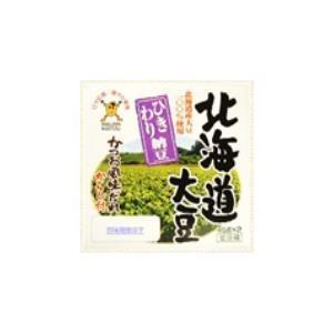 北海道産ひきわり納豆 【8パック(1パック2コ組)】|okayama-styleshop