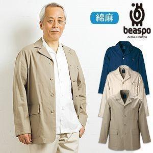 [BS144] ビアスポ/トラベルジャケット メンズ ダッシキャンバス|okayama-styleshop