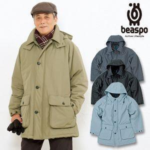 [BS202] ビアスポ/スノーコート(撥水、防風)/ハーフコート、ジャンパー、ジャケット、メンズ、クラシックコート、アウトドア|okayama-styleshop