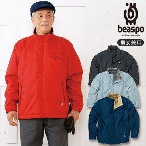 [BS268] ビアスポ/暖・軽リバーシブルスポーツジャケット(撥水・軽量、男女兼用)/ジャンパー、ブルゾン、メンズ、レディース|okayama-styleshop
