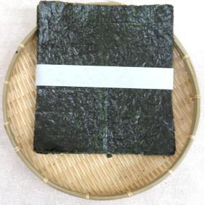業務用 岡山県産 晴れの国から 岡山若のり 焼きのり 全型100枚(300g)|okayamagyoren