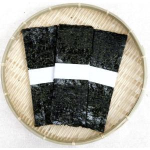 業務用 岡山県産 晴れの国から岡山若のり 焼きのり おにぎり300枚(300g)|okayamagyoren