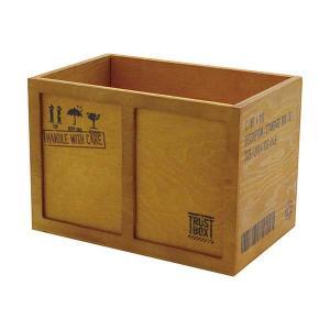 SHIPPING BOX スタンダード (S) 木 ウッド ...