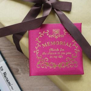 メモリアルメッセージブック ギフト ミニ メッセージカード ...