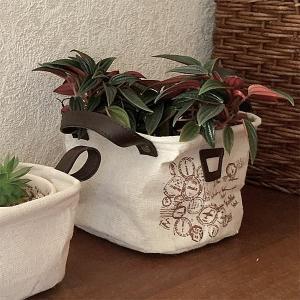 RUBAN ストレージボックス ミニ 観葉植物 鉢 ケース ...