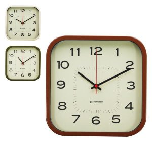 ウォールクロック FAMILIAR 壁掛け/時計/インテリア 北欧 雑貨 プレゼント 贈り物 お返し ギフト おしゃれ かわいい プチプラ 父の日 祝い 誕生日 贈り物 退職|okayulabo