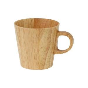 リストロ ウッドマグ (L) キッチン/食卓/コップ/木目/木製 北欧 雑貨 プレゼント 贈り物 お返し ギフト おしゃれ かわいい プチプラ 祝い 誕生日 贈り物 退職 結|okayulabo