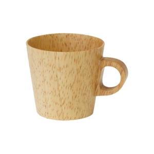 リストロ ウッドマグ (S) キッチン/食卓/コップ/木目/木製 北欧 雑貨 プレゼント 贈り物 お返し ギフト おしゃれ かわいい プチプラ 祝い 誕生日 贈り物 退職 結|okayulabo