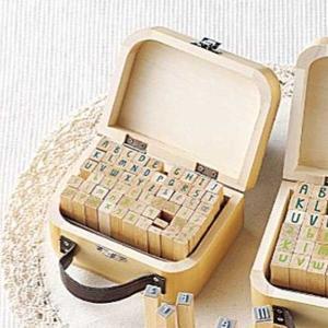 トランクスタンプ アルファベット(S)  北欧 雑貨 プレゼント 贈り物 お返し ギフト おしゃれ かわいい プチプラ プチギフト 祝い 誕生日 贈り物 退職 結婚 記念|okayulabo