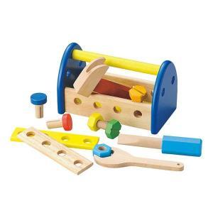 ウッデントイ チイサナダイクサン 玩具/おもちゃ/オモチャ/木製/子供/キッズ/子ども/男の子/女の子 北欧 雑貨 プレゼント 贈り物 お返し ギフト おしゃれ かわい|okayulabo