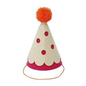 クトゥルノエル コーンハット ドット インテリア/パーティ/帽子/お誕生日 北欧 雑貨 プレゼント 贈り物 お返し ギフト おしゃれ かわいい プチプラ 祝い 誕生日|okayulabo