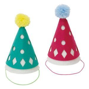 クトゥルノエル コーンハット ドットダイヤ インテリア/パーティ/帽子/お誕生日 北欧 雑貨 プレゼント 贈り物 お返し ギフト おしゃれ かわいい プチプラ 祝い|okayulabo