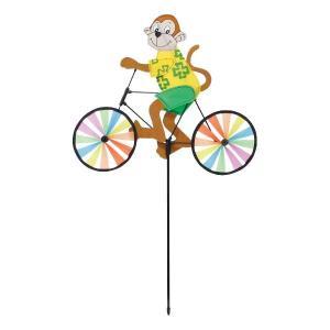 ウィンドミル サル かざぐるま/インテリア/おもちゃ/玩具/子供/男の子/女の子 北欧 雑貨 プレゼント 贈り物 お返し ギフト おしゃれ かわいい プチプラ 祝い 誕|okayulabo