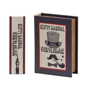 ブックボックス NIFTY MANUAL  北欧 雑貨 プレゼント 贈り物 お返し ギフト おしゃれ かわいい プチプラ プチギフト 祝い 誕生日 贈り物 退職 結婚 記念 引っ越|okayulabo
