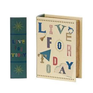 ブックボックス LOGO COLLAGE  北欧 雑貨 プレゼント 贈り物 お返し ギフト おしゃれ かわいい プチプラ プチギフト 祝い 誕生日 贈り物 退職 結婚 記念 引っ越|okayulabo