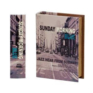 ブックボックス NEW YORK  北欧 雑貨 プレゼント 贈り物 お返し ギフト おしゃれ かわいい プチプラ プチギフト 祝い 誕生日 贈り物 退職 結婚 記念 引っ越し|okayulabo