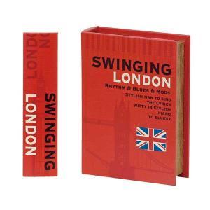 ブックボックス LONDON  北欧 雑貨 プレゼント 贈り物 お返し ギフト おしゃれ かわいい プチプラ プチギフト 祝い 誕生日 贈り物 退職 結婚 記念 引っ越し ブ|okayulabo