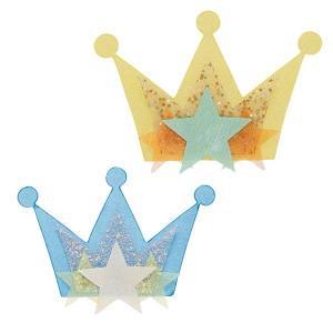 キャンディーウインド ヘアピン スタークラウン アクセサリー/女の子/ヘアクリップ/王冠/パーティ/ガールズ 北欧 雑貨 プレゼント 贈り物 お返し ギフト おしゃ|okayulabo