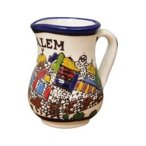 セイントエルサレム ピッチャー (M) ティーポット/冷蔵庫/紅茶 北欧 雑貨 プレゼント 贈り物 お返し ギフト おしゃれ かわいい プチプラ 祝い 誕生日 贈り物 退|okayulabo