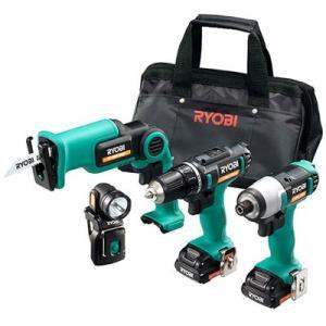 RYOBI 電動工具 コンボキット BCK-1100|okazaki-seizai