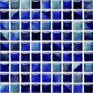 モザイクタイル コスミオン COS-1507 15角紙貼り 1シート(18×18個)|okazaki-seizai