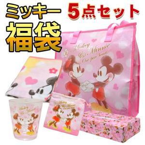 福袋 ディズニー スペシャルセット ミッキー&ミニー 5点セット