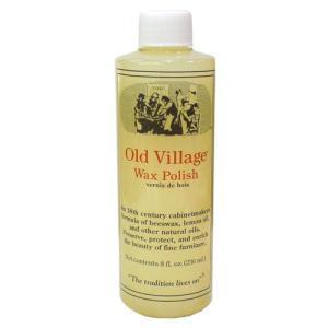 Old Village 蜜蝋ワックスポリッシュ|okazaki-seizai