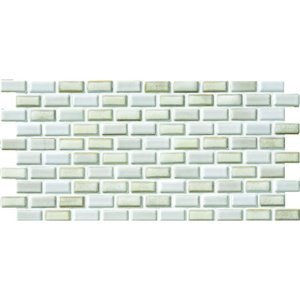 モザイクタイル パヴォーネ PVO-MR-11 30X15角紙貼り 1シート(20×10個)|okazaki-seizai