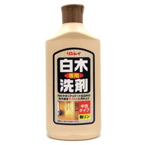 リンレイ 白木専用洗剤 500ml|okazaki-seizai