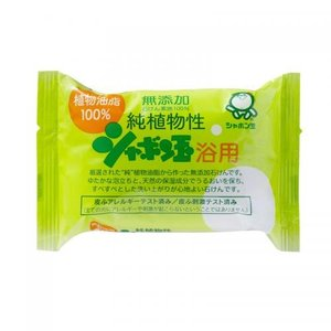 """原料に植物性油脂を100%使用しており、植物性油脂の特徴である""""泡立ちのよさ""""を最大限に生かした浴用..."""