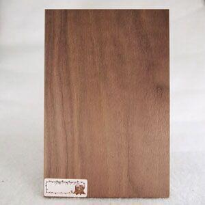 木のはがき ウォルナット|okazaki-seizai