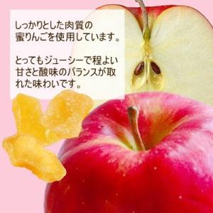 ドライアップル 500g メール便送料無料  ドライ アップル (蜜りんご) 500g入り 【ドライアップル500g入り】 okfruit 05