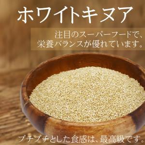 ホワイトキヌア 500g 栄養価が高い スーパーフード ホワイト キヌア 500g 【ホワイトキヌア500g】|okfruit
