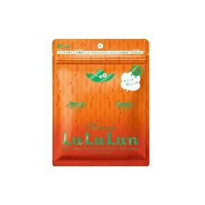 【沖縄限定】【送料無料】ルルルン プレミアム フェイスマスク「アセロラの香り」7枚入×1袋