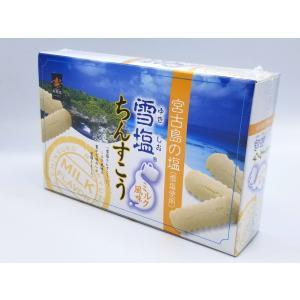 24個入  沖縄 お土産 お菓子 雪塩 ちんすこう ミルク味 1袋2個入り12袋 クッキー 雪塩ちん...
