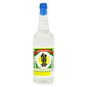 芳醇な香りと深いコクが楽しめる琉球泡盛「白百合」。石垣島の小さな製造所で、沖縄でも数少ない『直窯蒸留...