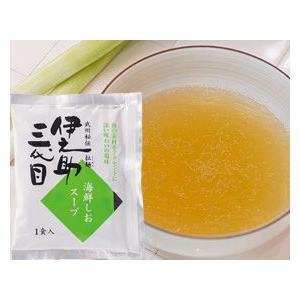 伊之助三代目 海鮮しおスープ 1人前/1袋|okina-sato