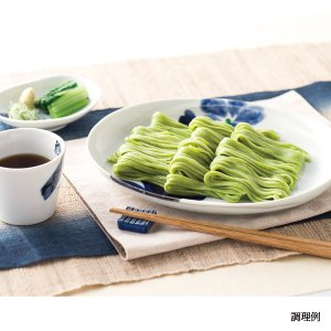 島田造り小松菜うどん5入り(乾麺)埼玉名物|okina-sato|02