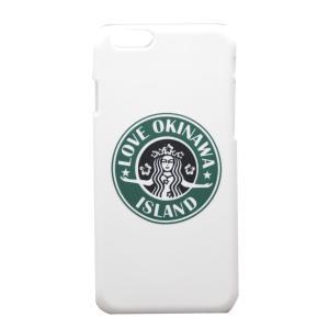 スマホケース ケース 沖縄デザイン LOVE OKINAWA ISLAND iphone6/6s