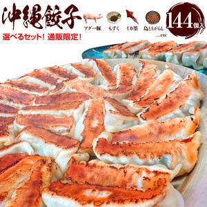 沖縄餃子 選べる沖縄餃子12パックセット 144個入り【送料無料】|okinawagyuza