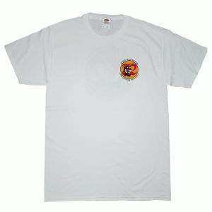 72th defense squadron ミリタリー ホワイト 白 メンズ 半袖 ティシャツ 沖縄お土産 大人気|okinawamarket