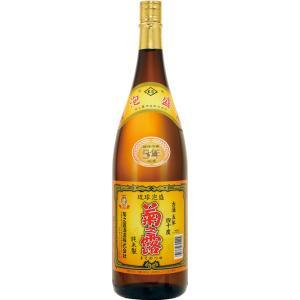 泡盛 菊之露 5年古酒 一升瓶 5年40度 1800ml 菊之露酒造(株)