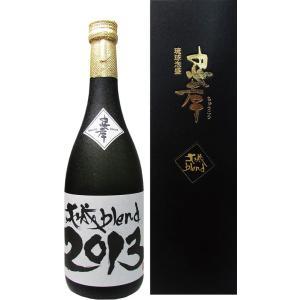 泡盛 忠孝 限定古酒2013 大城ブレンド 43度 720ml 忠孝酒造(株)