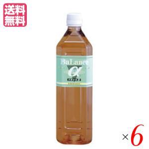 バランスアルファ バランスα 900ml 発酵飲料 米ぬか 米糠 6個セット 送料無料 okinawangirls